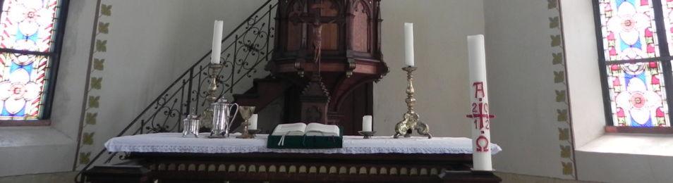 Evangelisch-Lutherische Kirch-gemeinde PÖSAUE