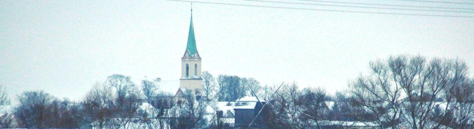 Kirche in Fuchshain, Großpösna, Kleinpösna und Seifertshain
