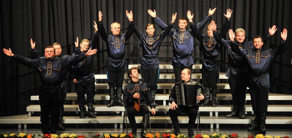 Ural Kosaken Chor Pressefoto neu